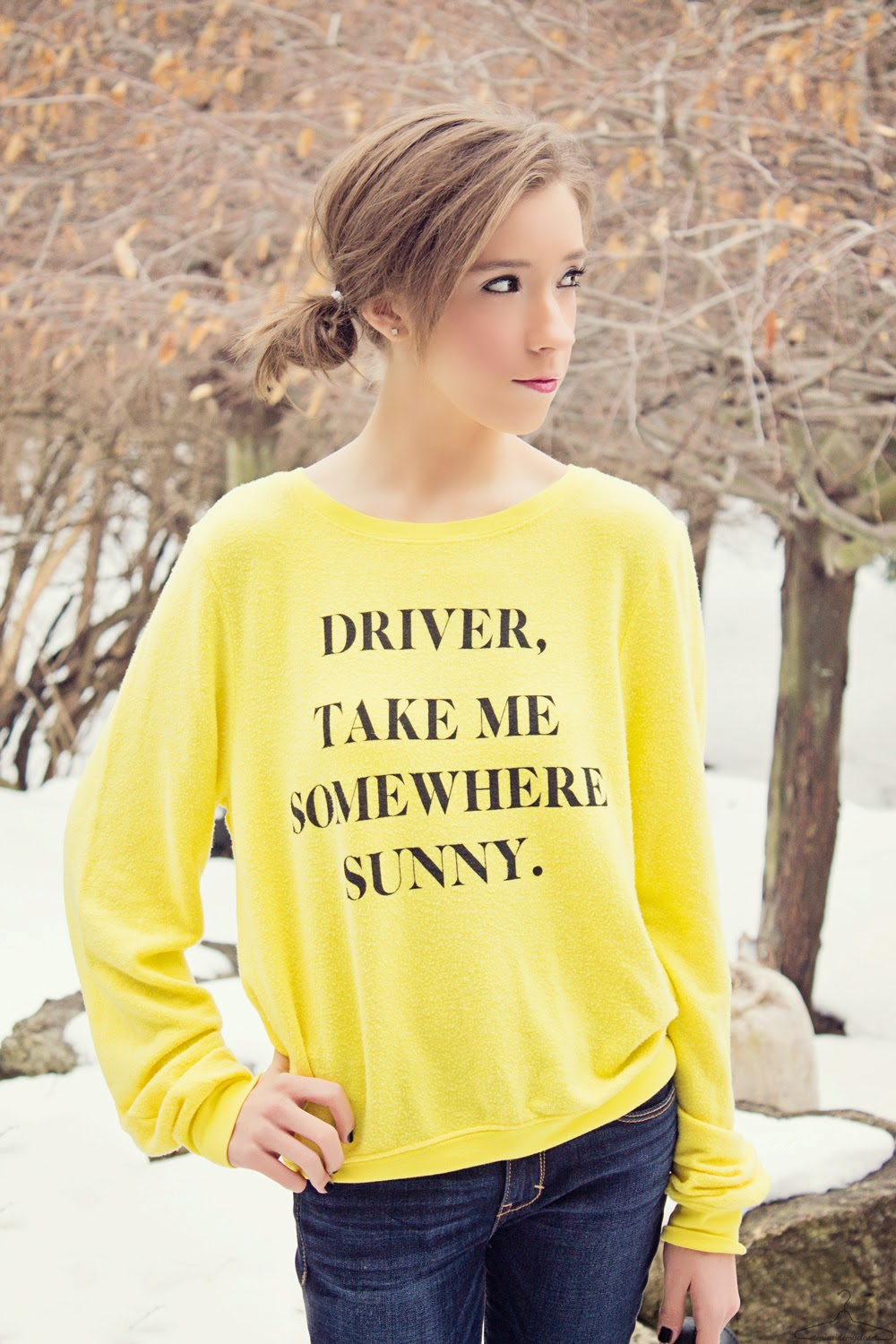 Step Inside My Closet - Driver Take Me Somewhere Sunny Featuring Abercrombie & Fitch, Bella Pierre, Isaac Mizrahi, Loeffler Randall, Wildfox Couture