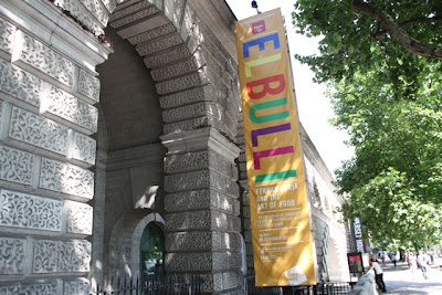 EXPOSICIÓN EL BULLI EN LONDRES. BLOG ESTEBAN CAPDEVILA