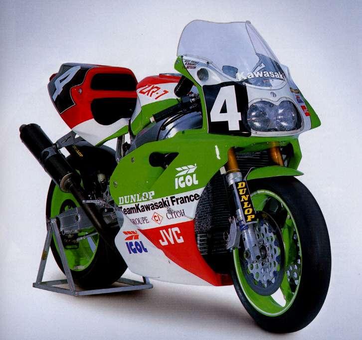 Kawasaki Zxr Se