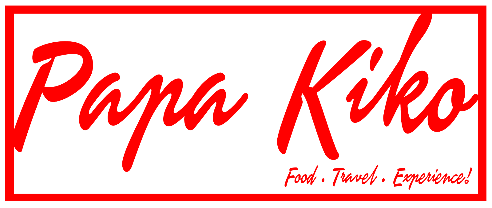 Papa Kiko Network   Lifestyle & Food Blogger Na!