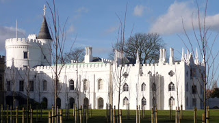 How did Strawbs get the band name - Strawberry Hill House, Great London