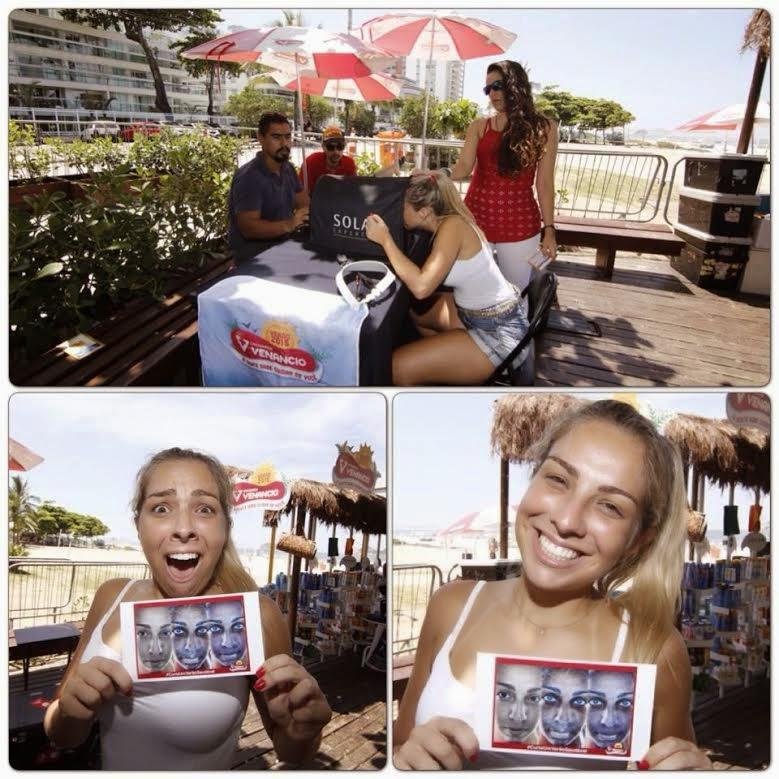 Drogaria Venancio e L´ORÉAL realizam ação conjunta no verão do Rio de Janeiro