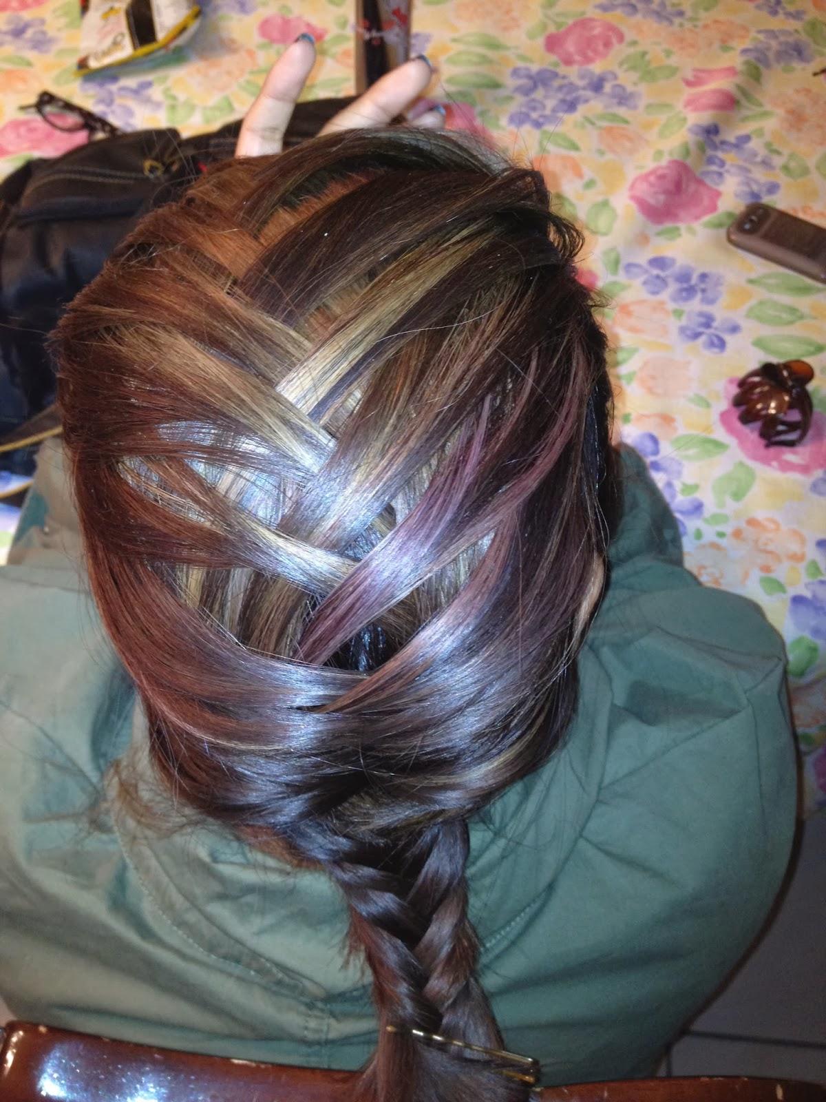 Erika Femi My Hair Timeline Manic Panic Ion Beyond The