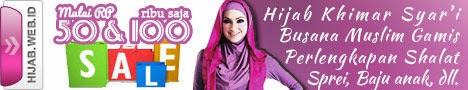 Toko Online busana Muslim Murah