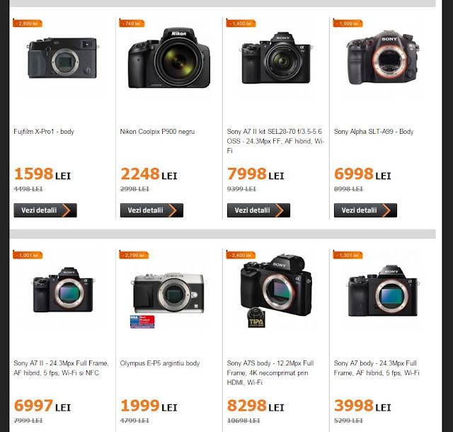 Black Friday PRO - Campanie de reduceri la echipamente foto-video pentru profesionisti - F64 - camere foto, obiective, accesorii