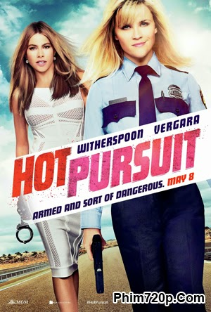 Hot Pursuit 2015 poster