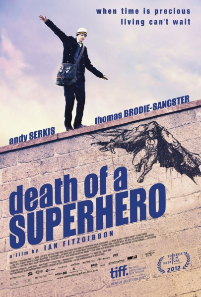 Death of a Superhero 2012