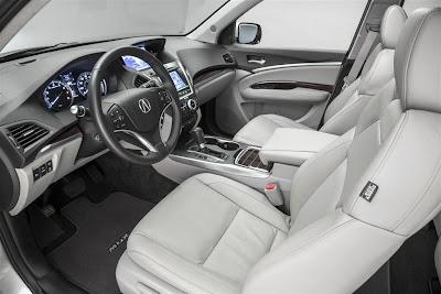 2014 Acura MDX SUV Release Date & Redesign