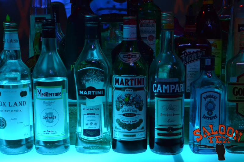 Saloon Text Kos island Bar Street title=