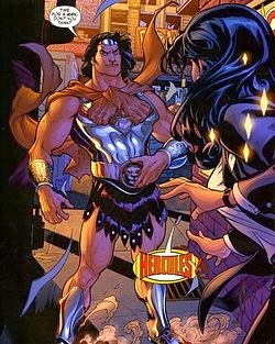 El rinc n del comic villanos de la mujer maravilla for Puerta wonder woman