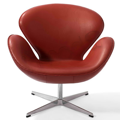 Top and High Quality Swan Chair by Arne jacobsen 5
