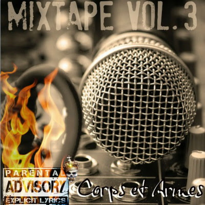 Corps&Armes - Mixtape Vol.3 C&A (2015)
