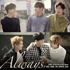U-Kiss' NEW ALBUM