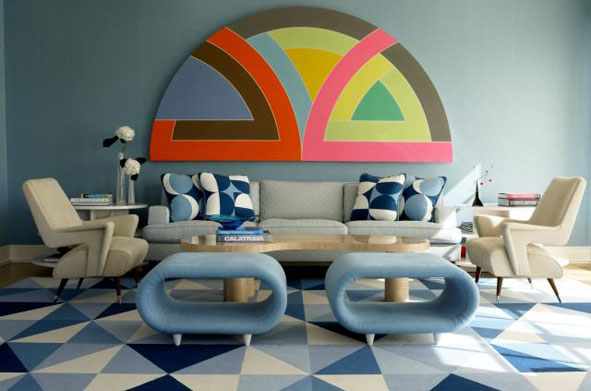 Shape And Form In Design : Age of design inc tip the day tuesday geometric prints