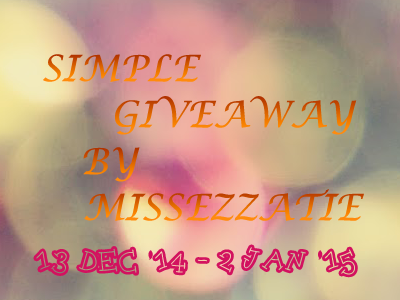 http://siszetty.blogspot.com/2014/12/simple-giveaway-by-missezzatie.html