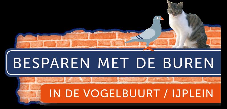 in Vogelbuurt / IJplein