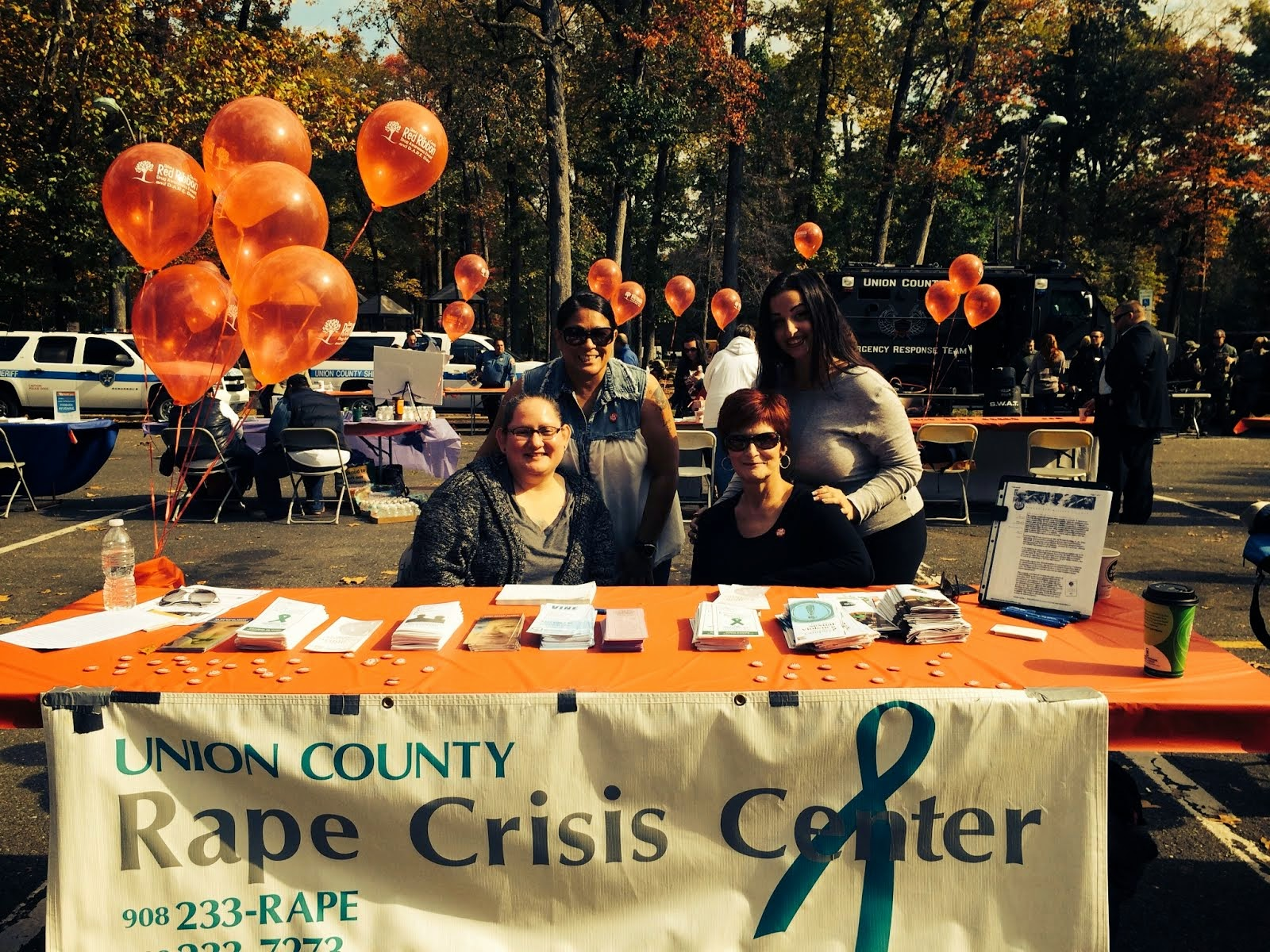 Community Outreach Event, Red Ribbon- Cranford