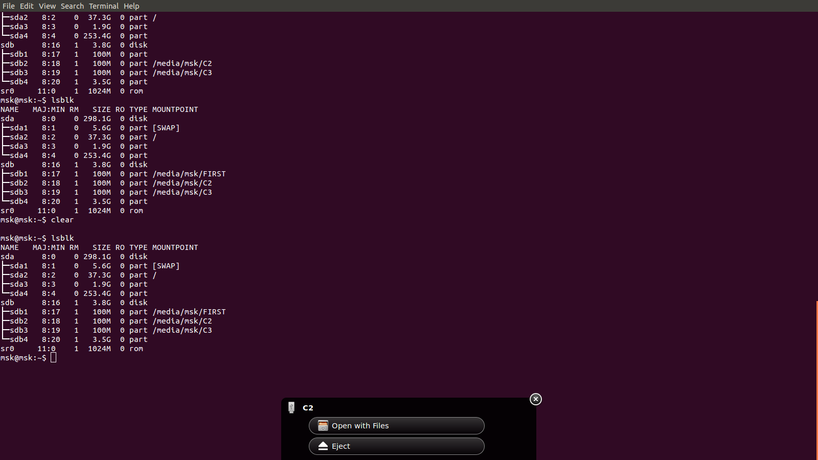 linux terminal commands wallpaper There are two popular ways of configuring a linux terminal to work transparently over a wallpaper, without any borders, menu bars or toolbars this is very popular.