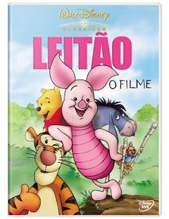 Cine Pipoquinha  Leitão o Filme Atividade Férias