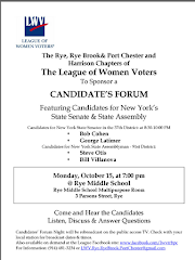 Candidates Forum October 15 for District 91 State Assembly