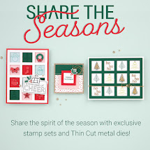 CTMH September Special -- Share the Seasons