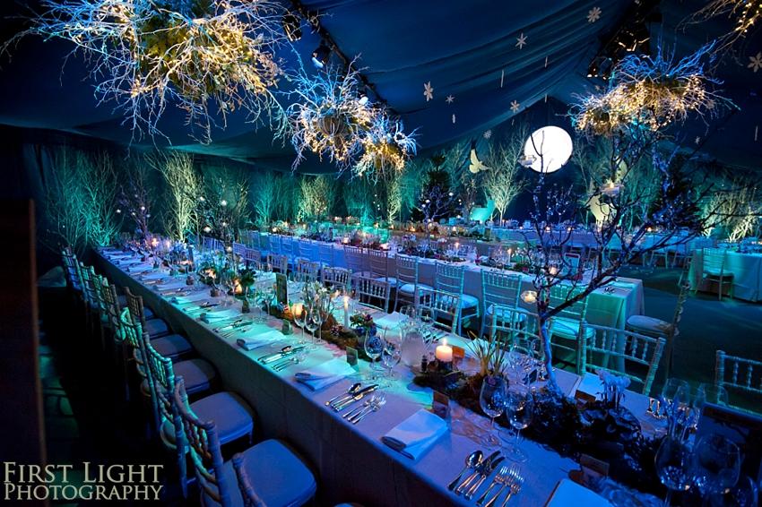 First Light Photography Winter Wonderland Wedding
