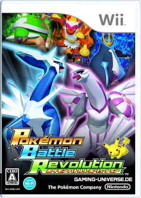 [Wii] Pokemon battle revolution wii – español – pal + convertidor de region