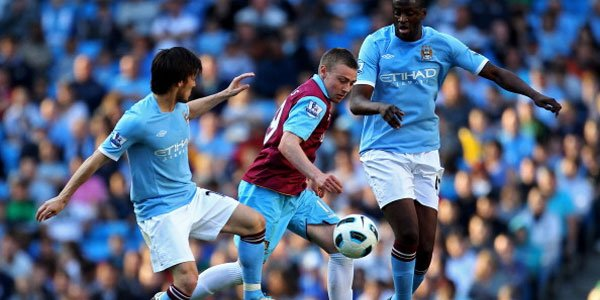 Prediksi Skor West Ham vs Manchester City 4 November 2012