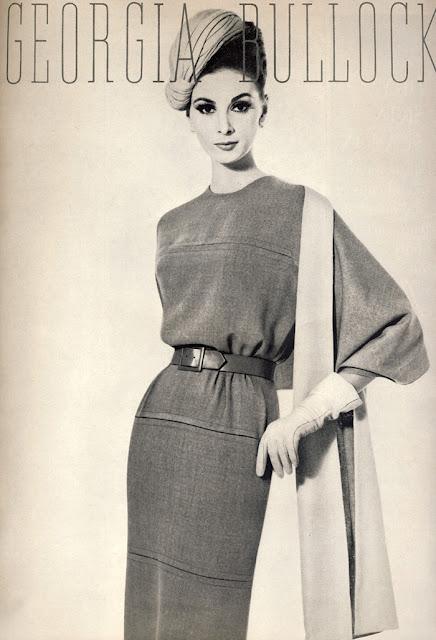 couture allure vintage fashion forgotten designer georgia bullock. Black Bedroom Furniture Sets. Home Design Ideas
