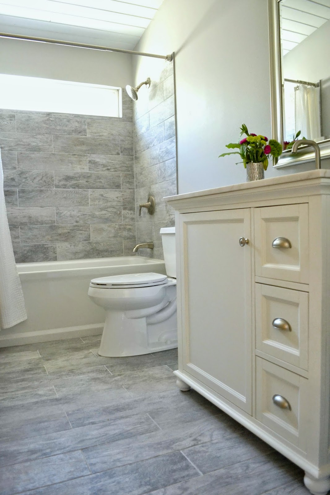 Mommy Testers How I Renovated Our Bathroom On A Budget - New bathroom on a budget