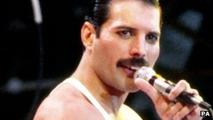 Freddie Mercury And Queen Show