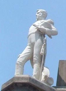 Monumento de Francisco Javier Mina
