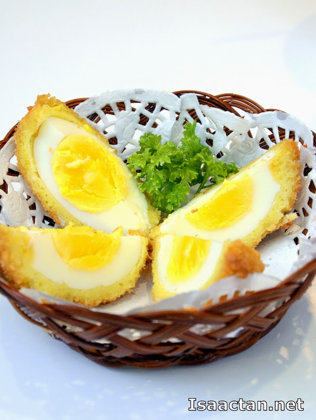 Tempura Eggs - RM2 / pc