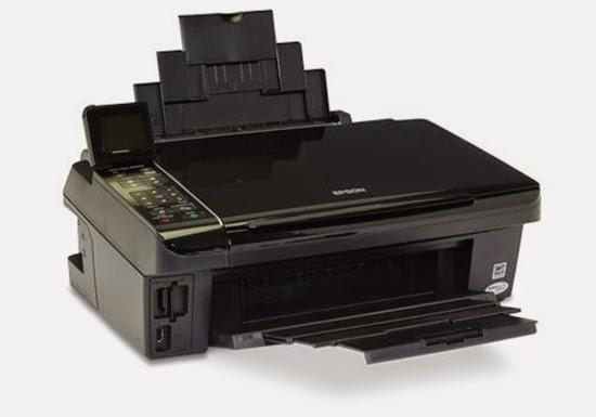 epson stylus nx510 printer error