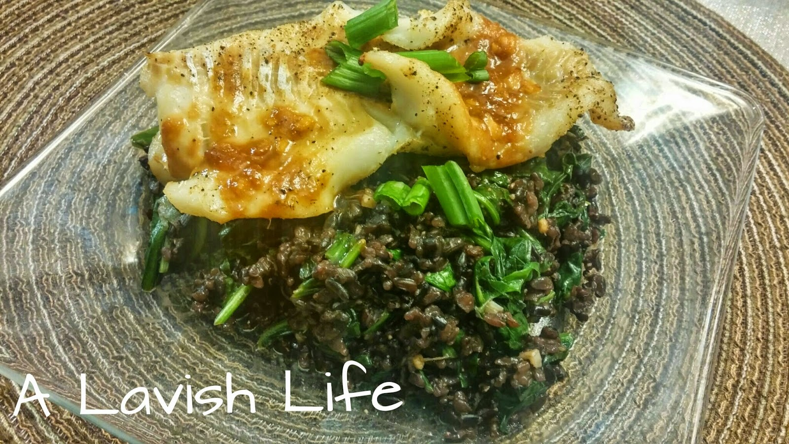 Blue apron yuzu cod - I Enjoyed The Black Rice The Texture Was Different That White Or Brown Rice But I Enjoyed It It Really Beefed Up The Meal And Made It More Hearty