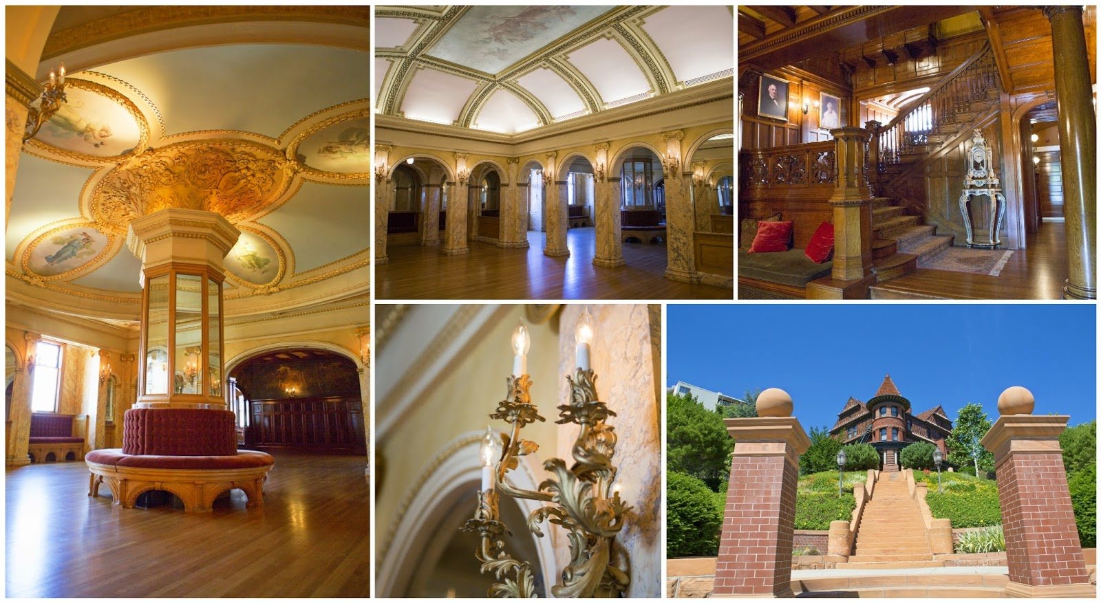 Angelic Mansion Wedding Venues Utah