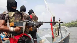 Militants threaten to blow oil lines over Buhari's request to World Bank to focus on the North