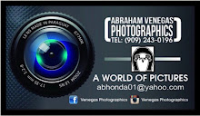 ABRAM VENEGAS PHOTOGRAPHICS