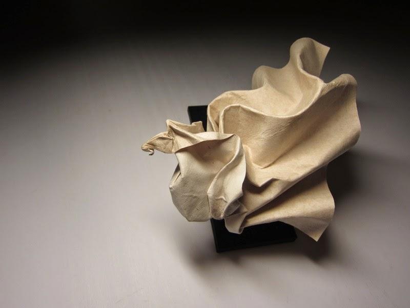 Hoàng Tiến Quyết, Origami
