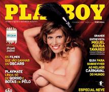 Dora Playboy Portugal Fevereiro 2013