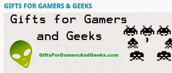 Help With Gift Ideas For Gamers, Nerds, & Geeks