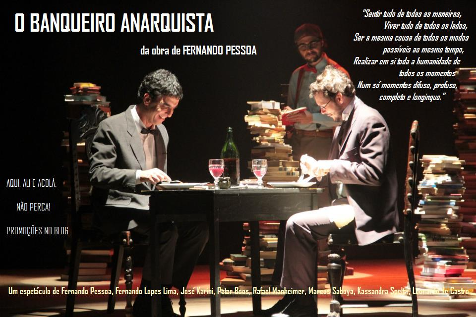 """""""O Banqueiro Anarquista"""" de Fernando Pessoa"""