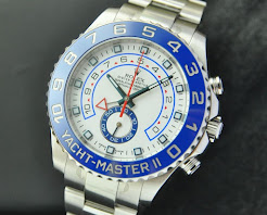 New In Box Rolex Yachtmaster-II Steel