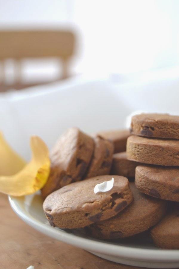 recette biscuits végétaliens sans gluten