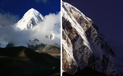 Pumori Mountain Tourism