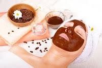 Rasfat cu ciocolata pentru par, ten si corp
