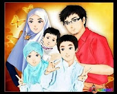 sayang kepada ibubapa dan adik adik