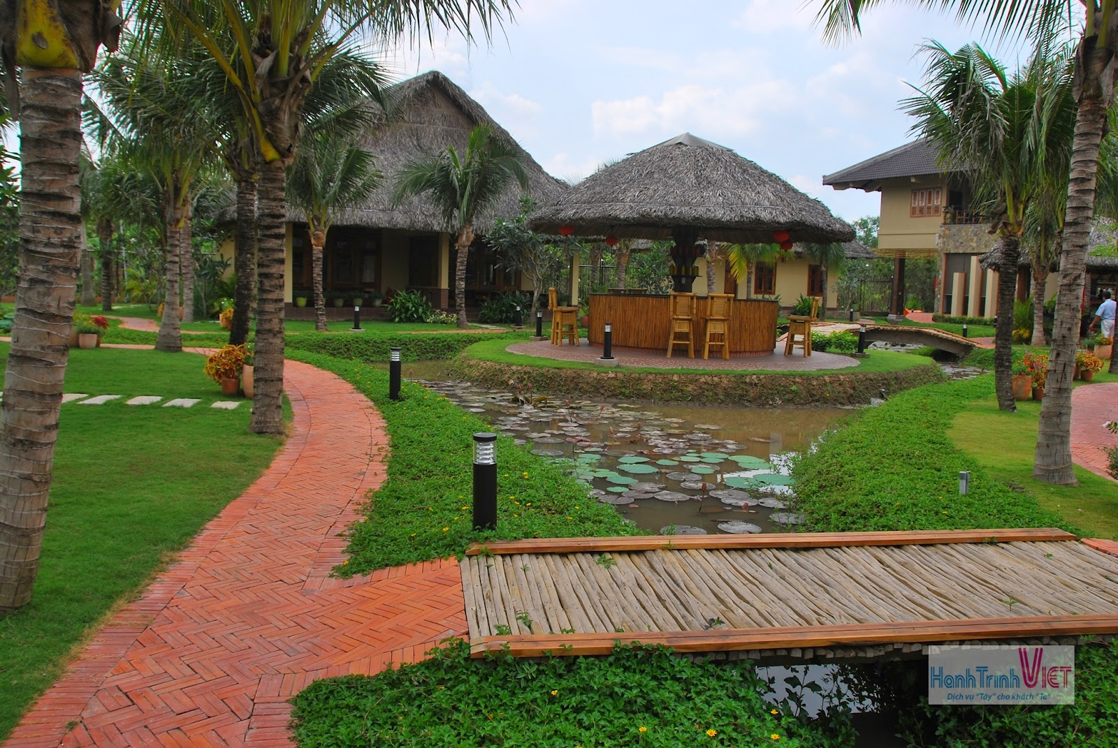 The Island Lodge Resort, Thoi Son, My Tho, Tien Giang, Vietnam
