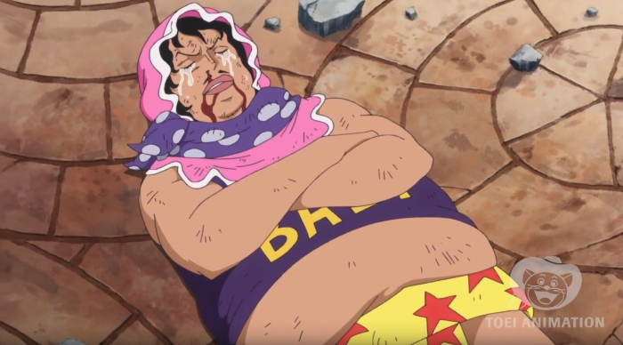 One Piece Episode 716 Subtitle Indonesia