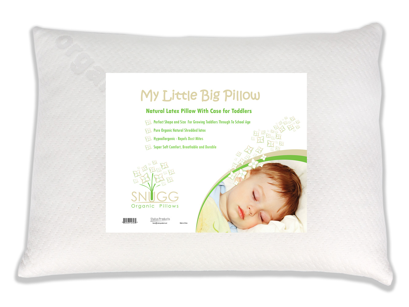 pillowcase case organics toddler organic mother sheep cotton product pillow products